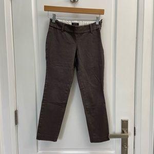 Babaton Aritzia crop pants size 00